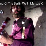Crumbling Of The Berlin Wall