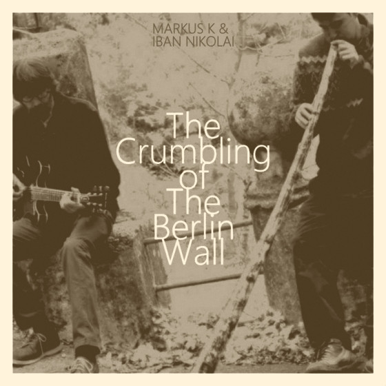 'The Crumbling of The Berlin Wall